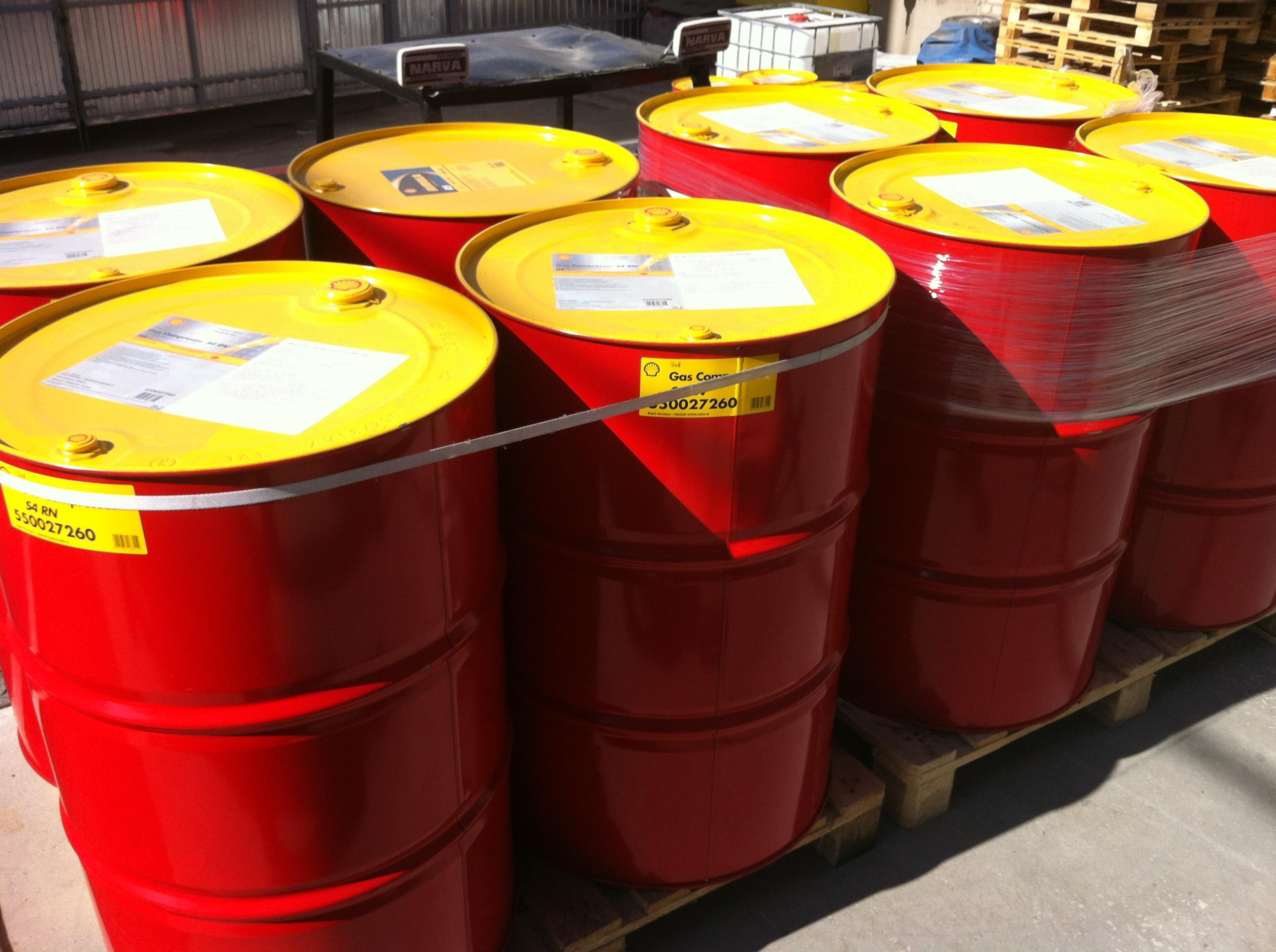Масло Shell Gas Compressor Oil S4 RN 68 может применяться в компрессорах, подающих природный и нефтяной газ для заправки транспортных средств, работающих на газе.