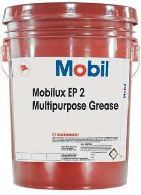 Mobilux EP 0, 1, 2, 3, 460, 004 - универсальная пластичная индустриальная смазка