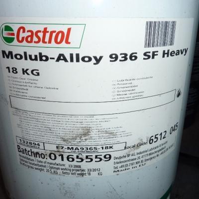 Castrol Molub-Alloy 936 SF Heavy