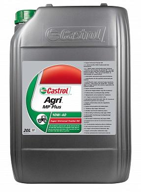 Castrol Agri MP Plus 10W-40 - универсальное масло для сельскохозяйственной техники