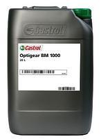 Масла Castrol Optigear BM 1000 разработаны для снижения износа, вызываемого усталостью поверхности.