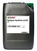 Castrol Optigear Synthetic A 220 - это полностью синтетическое высококачественное трансмиссионное масло.