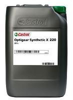 Масло Castrol Optigear Synthetic X 220 является CLP-HC трансмиссионным маслом (в соответствии с DIN 51502).
