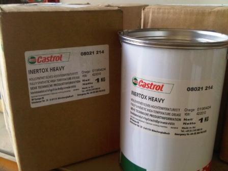 Castrol Inertox Heavy - специальная инертная смазка, состоящая из химически и термически стабильных компонентов высшего качества.