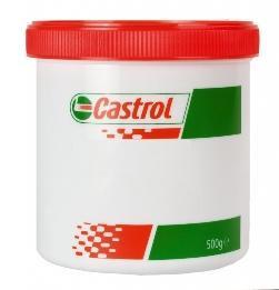 Castrol Thermogrease 2 - черная, полностью синтетическая консистентная высокотемпературная смазка.