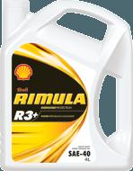 Масло Shell Rimula R3+ 40 обеспечивает защиту от изнашивания, что увеличивает ресурс двигателя.
