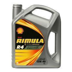 Масло Shell Rimula R4 15W-40 подходит для большинства современных экологически чистых двигателей.