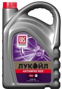 ЛУКОЙЛ АНТИФРИЗ G12 Red - это охлаждающая низко замерзающая жидкость с увеличенным интервалом службы