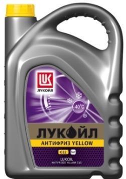 ЛУКОЙЛ АНТИФРИЗ G12 Yellow - современная охлаждающая низкозамерзающая жидкость