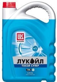 ЛУКОЙЛ ТОСОЛ СУПЕР А40 - это охлаждающая низкозамерзающая жидкость на основе этиленгликоля