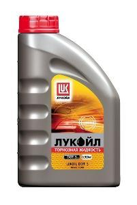 ЛУКОЙЛ DOT 3 - это тормозная жидкость, предназначенная для использования в гидроприводах тормозов и сцеплений автомобилей