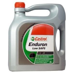 Castrol Enduron Low SAPS 5W-30 - это масло для высоконагруженных дизельных двигателей