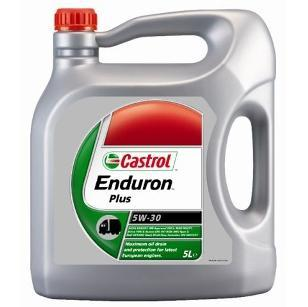 Castrol Enduron Plus 5W-30 - это синтетическое моторное масло для европейских коммерческих транспортных средств
