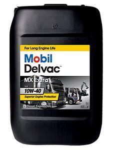 Моторное масло Mobil Delvac MX Extra 10W-40 разработано для применения в современных дизельных и бензиновых двигателях
