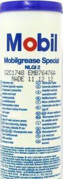 Mobilgrease Special является многофункциональной автомобильной пластичной смазкой