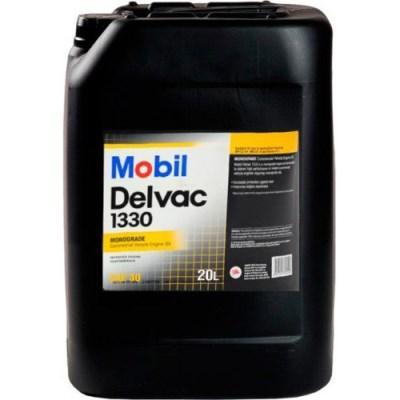 Mobil Delvac 1320, 1330, 1340, 1350 - это сезонные масла для дизельных двигателей