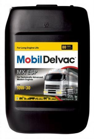 Масло Mobil Delvac MX ESP 10W-30 разработано для внедорожной техники, работающей на низких скоростях/высоких нагрузках.