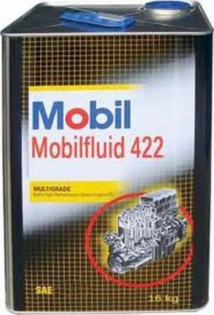 Mobilfluid 422 10W-30 - многофункциональное тракторное масло