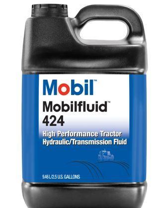 Mobilfluid 424 - многофункциональное тракторное масло