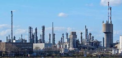 индустриальные масла Shell
