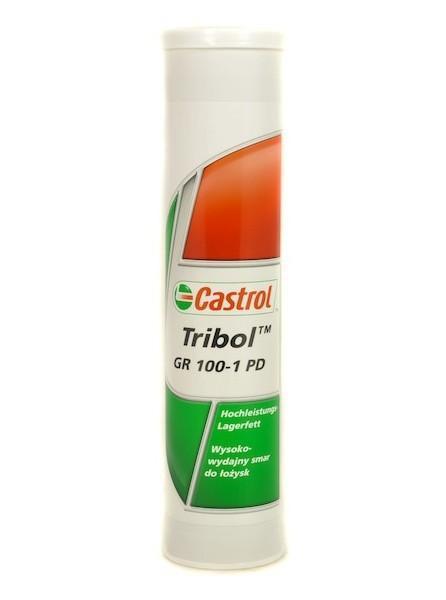 Смазки серии Castrol Tribol GR 100 PD могут использоваться для длительного смазывания подшипников качения и скольжения при температурах от –30 ⁰С до 140 ⁰С !