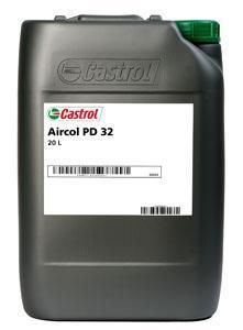 Castrol Aircol PD 32, PD 46, PD 68, PD 100, PD 150 - серия масел для поршневых и ротационных воздушных компрессоров.