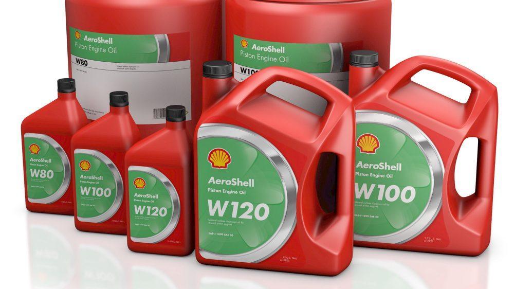 AeroShell Oils W 65, W 80, W 100, W 120 - авиационные масла для поршневых двигателей !
