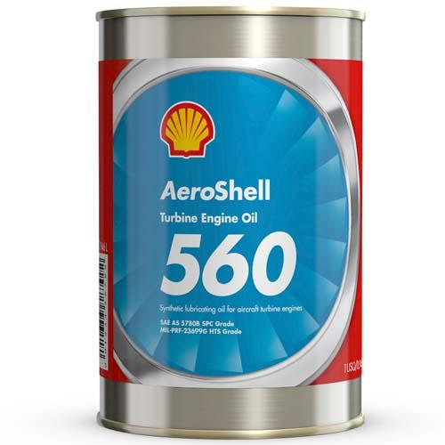 AeroShell Turbine Oil 560 - масло третьего поколения для турбинных двигателей !