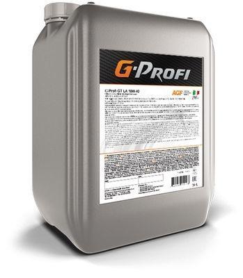 G-Profi GT LA 10W-40 - универсальное синтетическое моторное масло премиум класса !