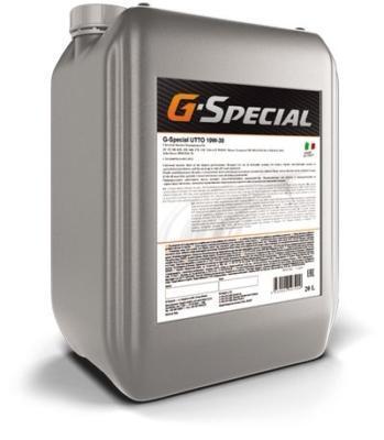 G-Special UTTO 10W-30 - всесезонное трансмиссионно-гидравлическое тракторное масло !