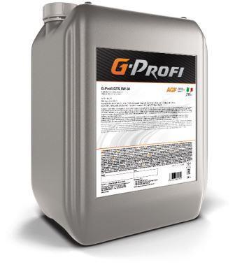 G-Profi GTS 5W-30 – синтетическое моторное масло для дизелей с турбонаддувом !