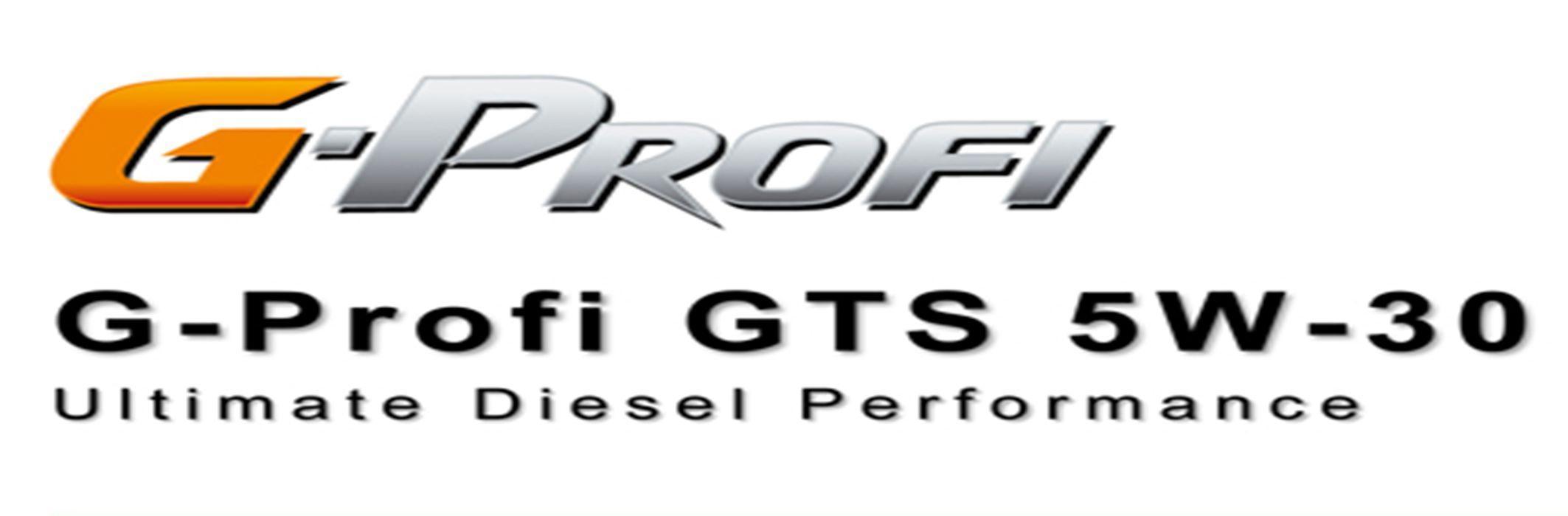 Купить моторное масло G-Profi GTS 5W-30