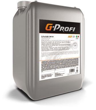 G-Profi MSI 10W-40 – универсальное полусинтетическое масло для дизельных и бензиновых двигателей !