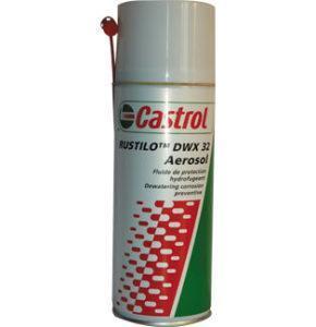 Castrol Rustilo DWX 32 IN - это мощный антикоррозийный растворитель с хорошими обезвоживающими свойствами !