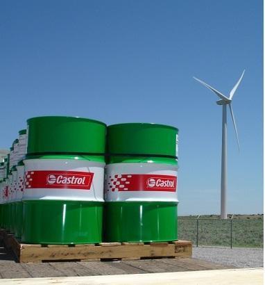 Castrol Optigear Synthetic CT 320 – синтетическое масло для редукторов ветровых турбин !