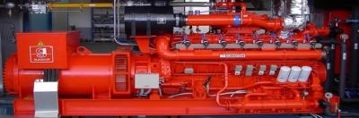 масла для газовых двигателей