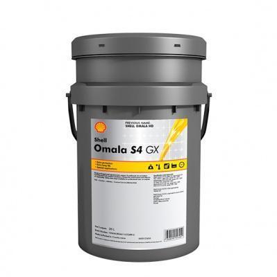 Shell Omala S4 GXV 320 - полностью синтетическое индустриальное редукторное масло одобренное Siemens AG