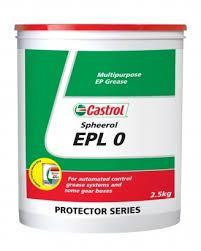 Castrol Spheerol EPL 0 - это полужидкая смазка с литиевым загустителем для централизованных систем