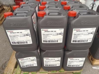 Castrol Optigear BM 100 - это высококачественное редукторное масло