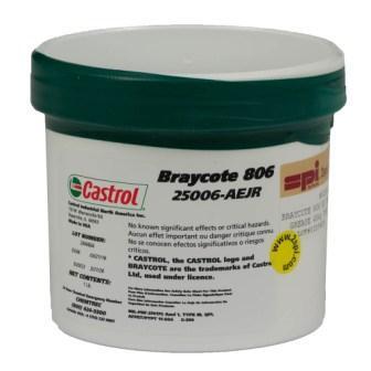 Castrol Braycote 806 - это пластичная смазка для авиационных топливных и заправочных систем