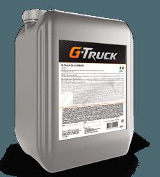 G-Truck GL-5 80W-90 – это трансмиссионное масло для гипоидных передач различных производителей