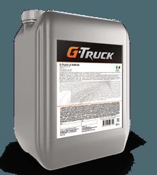 Масло G-Truck LS 80W-90 разработано для ведущих мостов оборудованных самоблокирующимися дифференциалами