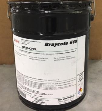 Castrol Braycote 610 - это многоцелевая пластичная смазка для наземной техники