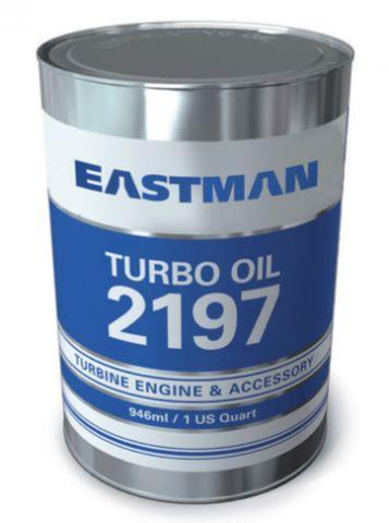 Eastman Turbo Oil 2197 - это высокоэффективное авиационное турбинное масло с повышенными рабочими характеристиками