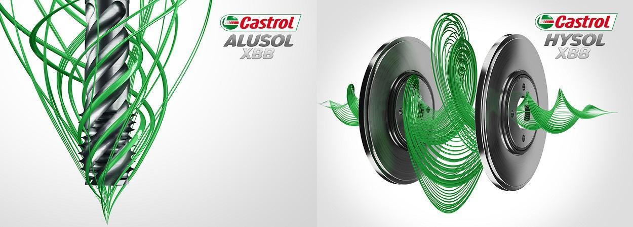 СОЖ Castrol, смазочно-охлаждающие жидкости кастрол