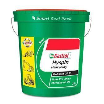 Castrol Hyspin Heavyduty 32, 46, 68 – это цинкосодержащие масла для гидравлических систем требующих защиты от износа