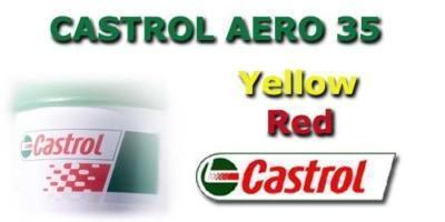 Castrol Aero 35 – это гидравлическая жидкость для авиационных амортизационных опор шасси
