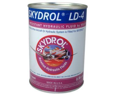 Skydrol LD-4 – это фиолетовая авиационная жидкость для гидравлических систем самолетов