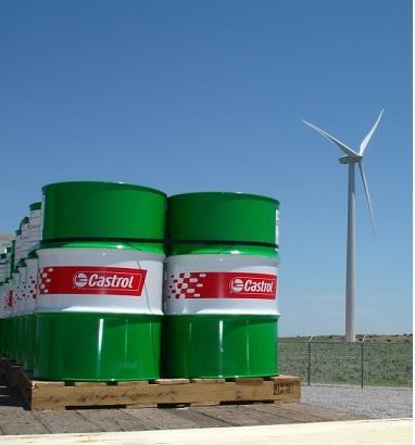 Castrol Optigear Synthetic CT 220 – это синтетическое масло для применения в редукторах ветровых турбинных установок