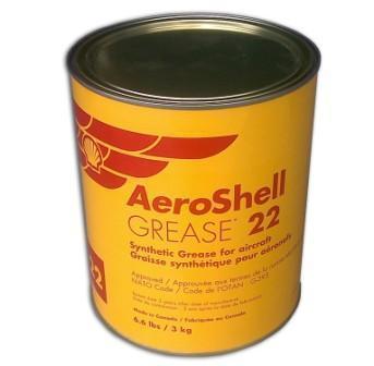 AeroShell Grease 22 - это авиационная многоцелевая пластичная смазка